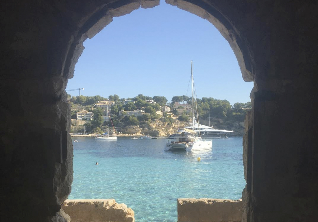 Ella in Portal Vells Mallorca