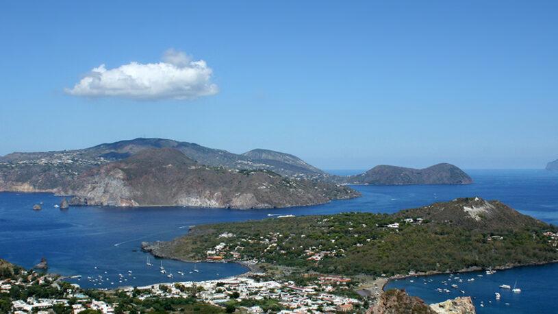 Eolian islands, een van de mogelijkheden deze zomer